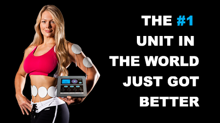 Free Butterfly abs with purchase of a unit