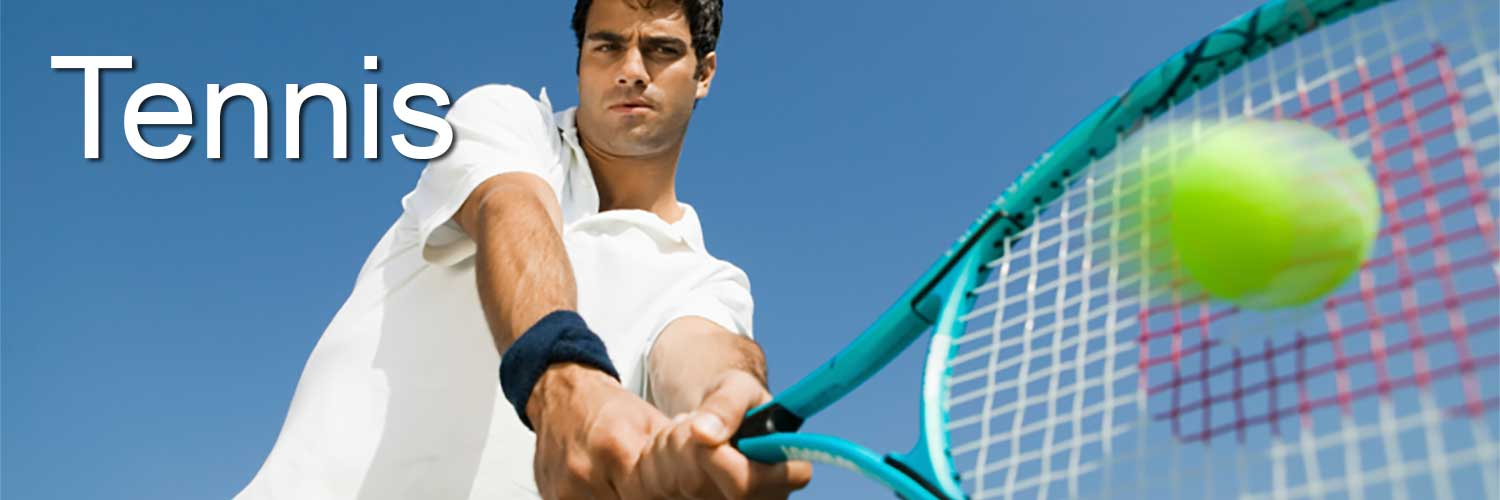 Electric Muscle Stimulation for Tennis