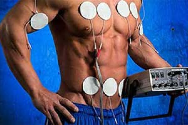 EMS-TENS for pain relief