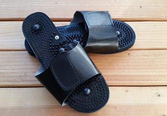 TENS & EMS Therapy Sandals