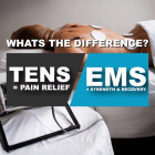 What is the Difference between EMS and TENS.