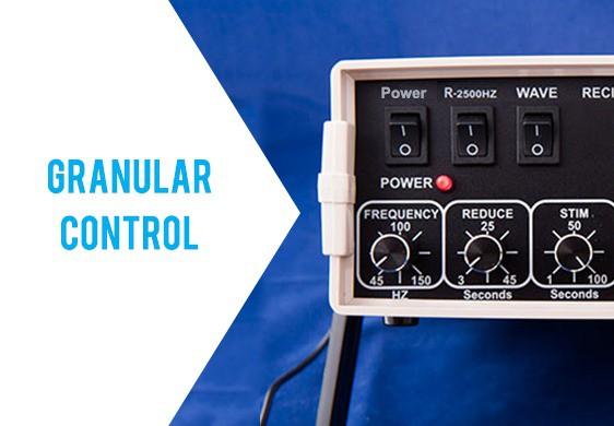 Granular Control 22