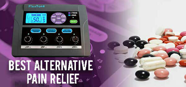 Muscle stimulation for pain relief